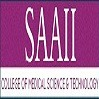 Saaii College of Medical Science and Technology, [SCMAT] Kanpur logo