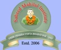 Saheed Mahilal Institute, [SMI] Palwal