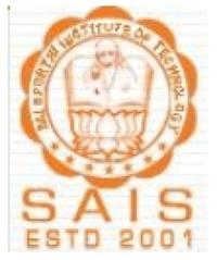 Sai Spurthi Institute of Technology, [SSIT] Khammam