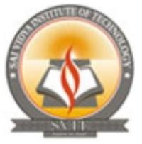 Sai Vidya Institute of Technology, [SVIT] Bangalore logo