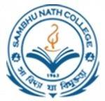 Sambhunath College, [SC] Birbhum logo