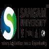 Sangam University, [SU] Bhilwara logo