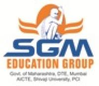 Sant Gajanan Maharaj College of Engineering, [SGMCE] Kolhapur logo