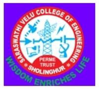 Saraswathi Velu College of Engineering, [SVCE] Vellore logo