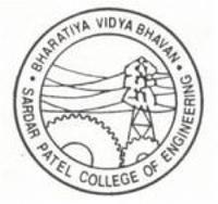 Sardar Patel College of Engineering, [SPCE] Mumbai
