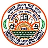 Sardar Vallabh Bhai Patel University of Agriculture and Technology, [SVBPUAT] Meerut