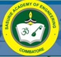 Sasurie Academy of Engineering, [SAE] Coimbatore logo