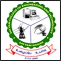 Satyam College of Engineering and Technology, [SCET] Kanyakumari logo