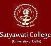 Satyawati College, Delhi University, New Delhi logo