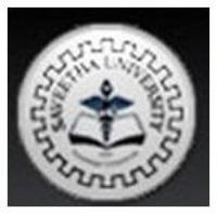 Saveetha Medical college, [SMC] Chennai logo