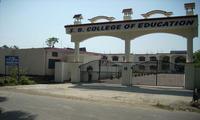 SB College of Education, Dehradun logo