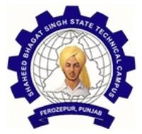 SBS College of Engineerinhg and Technology, [SBSCETGC] Firozpur