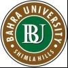 School of Hospitality and Tourism - Bahra University, Solan logo