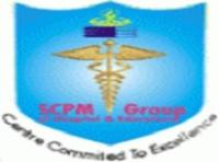SCPM College of Nursing and Paramedical Science, [SCNAPS] Gonda logo