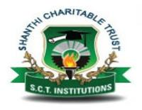 SCT Institute of Technology, [SCTIT] Bangalore logo