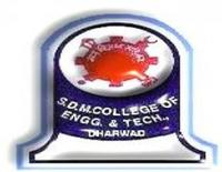 SDM College of Engineering and Technology, [SDMCET] Dharwad logo