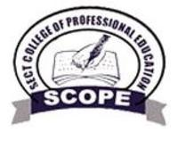 SECT College for Prof Education, [SECTCPE] Bhopal