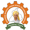 Shaheed Bhagat Singh State Technical Campus, [SBSSTC] Ferozepur