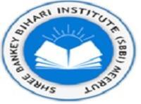 Shree Bankey Bihari Institutions of Management, Meerut logo