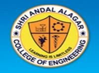 Shri Andal Alagar College of Engineering, [SAACE] Chennai logo