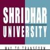 Shridhar University, [SU] Pilani logo