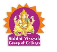 Siddhivinayak College of Science and Higher Education, [SCSHE] Alwar
