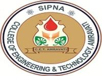 Sipna's College of Engineering and Technology, [SCET] Amravati logo