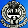 SMS Medical College, [SMC] Jaipur logo