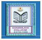 Sonamukhi College, [SC] Bankura logo