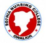 Sophia Nursing College, Gwalior logo