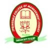Springdale College of Management Studies, Pilibhit logo