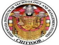 Sreenivasa Institute of Technology and Management Studies, [SITMS] Chittoor