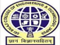 Sri Balaji College of Engineering and Technology, [SBCET] Jaipur