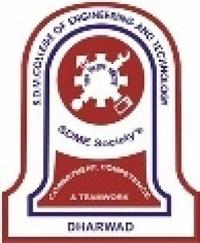 Sri Dharmasthala Manjunatheshwara College of Engineering and Technology, [SDMCET] Dharwad logo