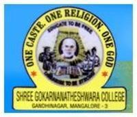 Sri Gokarnatheshwara College, [SGC] Mangalore logo