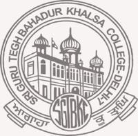 Sri Guru Tegh Bahadur Khalsa College, [SGTB Khalsa] New Delhi logo