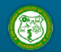 Sri Krishna Institute of Technology, [SKIT] Bangalore logo