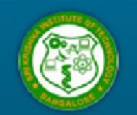Sri Krishna Institute of Technology, [SKIT] Bangalore