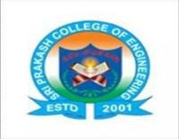 Sri Prakash College of Engineering, [SPCE] East Godavari logo