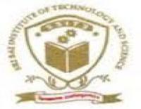 Sri Sai Institute of Technology and Science, [SSITS] Kadapa logo