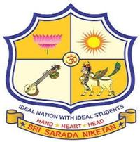 Sri Sarada Niketan College for Women, [SSNCW] Sivaganga logo