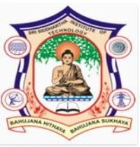 Sri Siddhartha Institute of Technology, [SSIT] Tumkur logo
