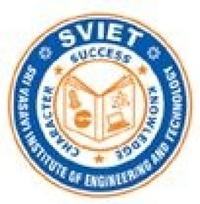 Sri Vasavi Institute of Engineering and Technology, [SVIET] Krishna logo