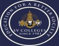 Sri Venkateswara College of Engineering and Technology, [SVCET] Chittoor logo