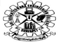 Sri Venkateswara Engineering College, [SVEC] Hyderabad logo