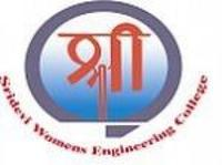 Sridevi Women's Engineering College, Rangareddi logo