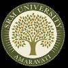 SRM University, School of Liberal Arts and Basic Sciences, [SLABS] Amaravati logo