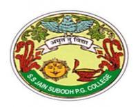 SS Jain Subodh PG College, [SSJSPGC] Jaipur logo