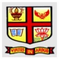 St Aloysius College, [SAC] Jabalpur logo