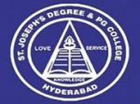 St Joseph's Degree & PG College, Hyderabad logo
